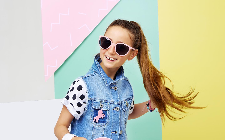 Gafas de Sol para Niños de 4 a 12 años