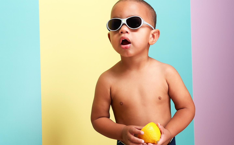 Lunettes de soleil enfants 1-4 ans