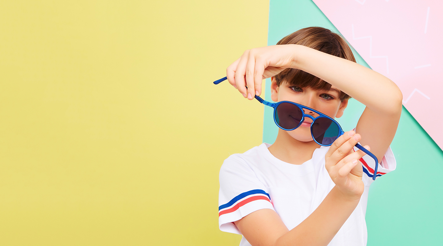 1 to 4 Years WaZZ Sunglasses for Babies and Children KI ET LA