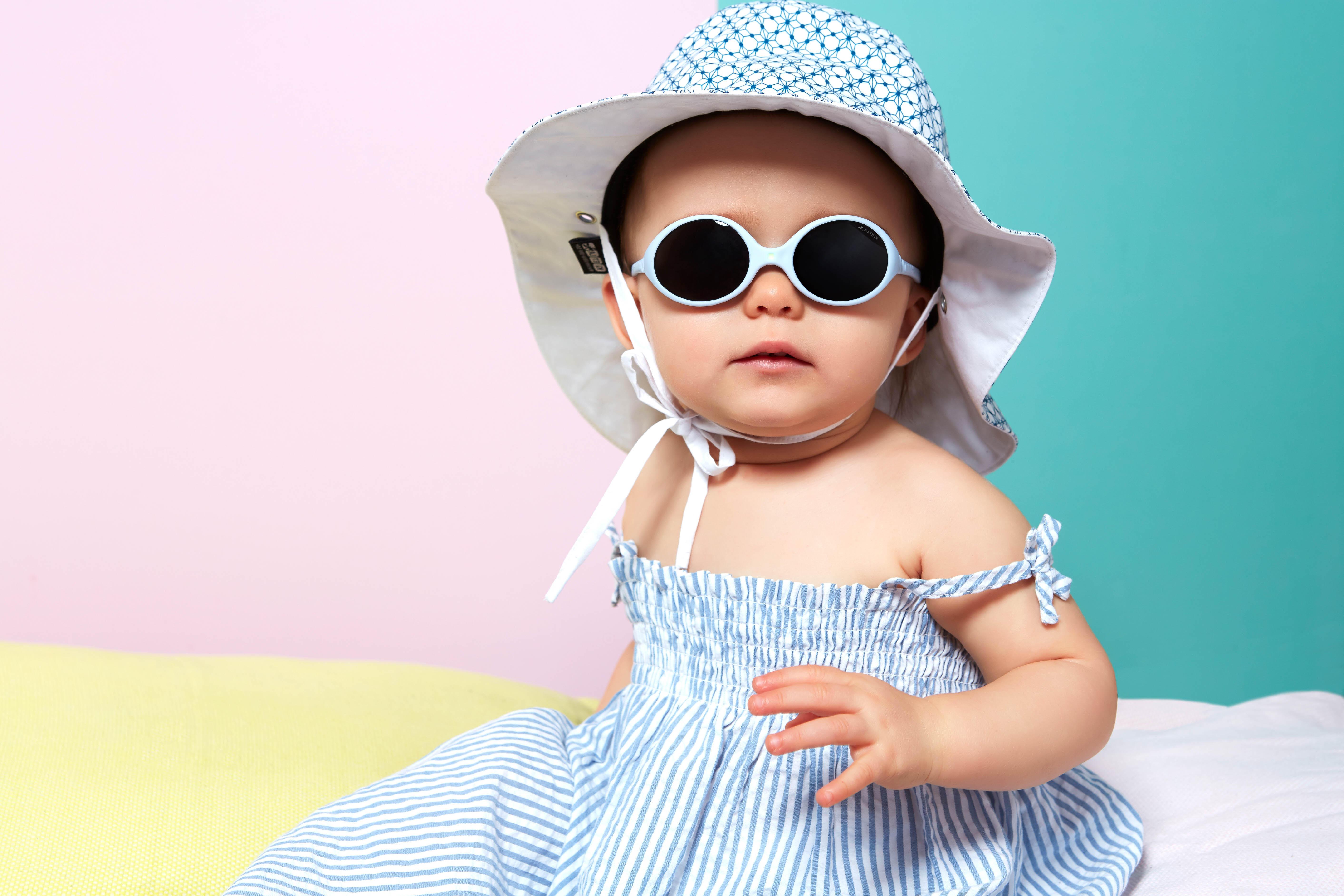 Lunettes de soleil bébés 0-1 an