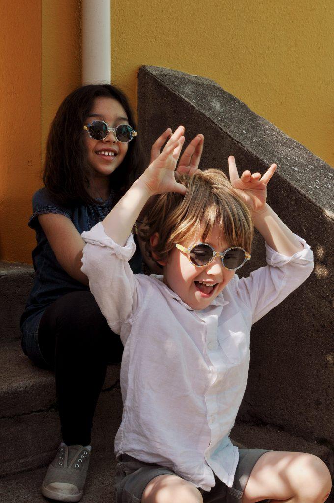 Lunettes de soleil enfant 4 - 6 ans