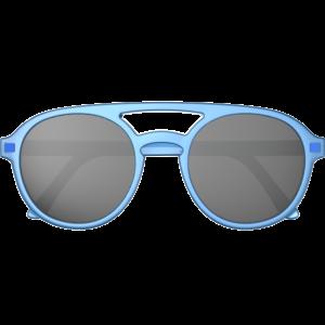 Lunettes de Soleil Junior - SUN PiZZ Blue