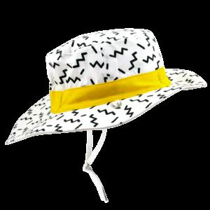 Chapeaux Anti-UV Enfant & Bébé - KAPEL Zigzag
