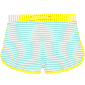 Les Maillots de Bain Garçon Anti-UV | Nouvelle collection - SHORT SCREECH Stripe Green