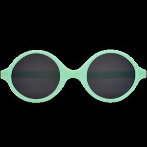 Lunettes de Soleil Bébé - DIABOLA Vert d'eau