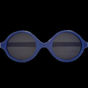Lunettes de Soleil Bébé - DIABOLA Bleu Denim