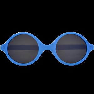 Lunettes de Soleil Bébé - DIABOLA Bleu Medium
